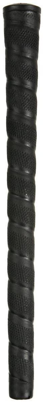 Tacki-mac Knurled Wrap Standard Black Golf Grip