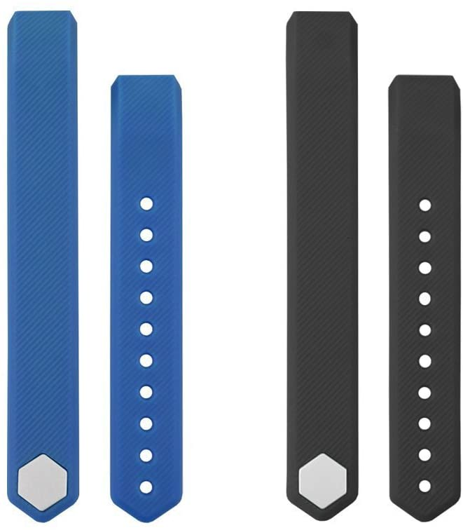 TOOBUR Replacement Straps Watchband for ID115 and ID115HR, 2 Pack