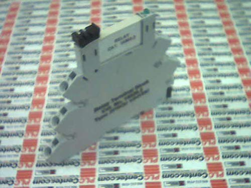 Conta Clip ZPRCU-1/24VDC Relay Terminal Block 24V 6A