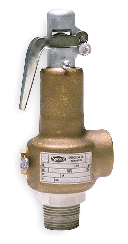 D6763 Safety Relief Valve 2 in 150 psi Bronze