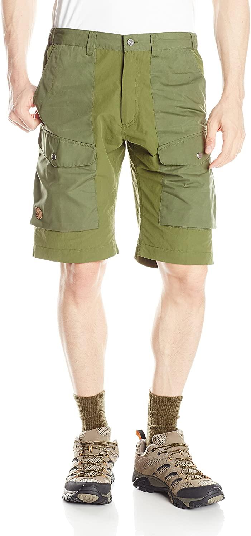 FJÄLLRÄVEN Fjallraven Men's Abisko Hybrid Shorts