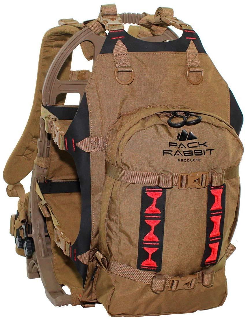 Pack Rabbit BCH60 Carrier + Frame Set | Lightweight, Weatherproof, Heavy Capacity | 3600 cu-in