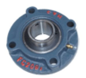 FYH Bearing UCFCX07-23 1 7/16 Round Flanged Mounted Bearings