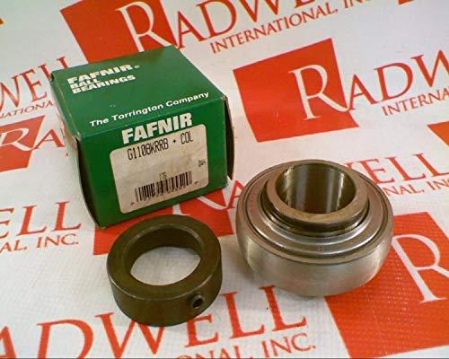FAFNIR BEARING G1108KRRB-COL Ball Bearing Insert 1-1/2IN BORE 80MM OD