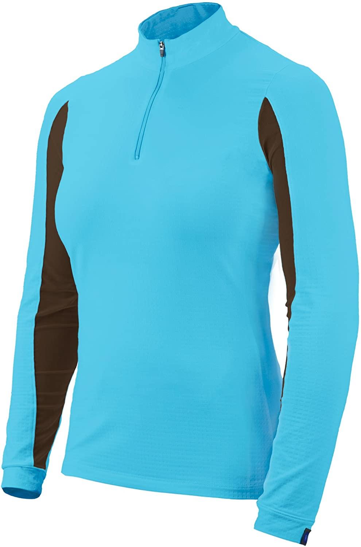 Irideon CoolDown IceFil Long Sleeve Jersey, Sky - XL