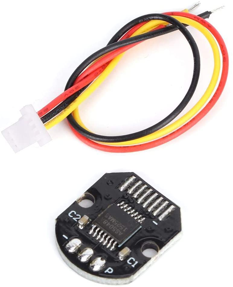 Motor Encoder AS5048A Magnetic Encoder PWM/Serial Peripheral Interface Port High Accuracy Module for Shaft Applications