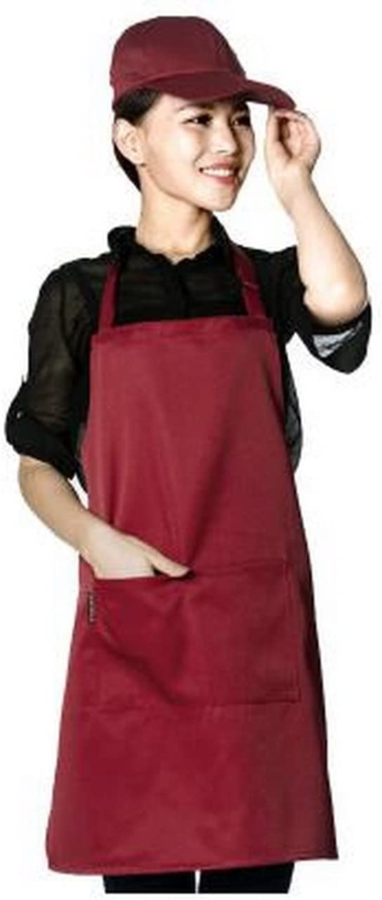 geranjie Chef apron hotel restaurant coffee shop fast food canteen dining work around waist hanging neck