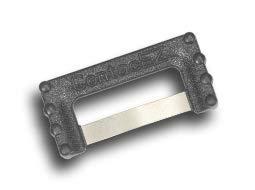 CEZ ContacEZ Restorative Strip 1-Side Black 0.06mm Fine Bx/8