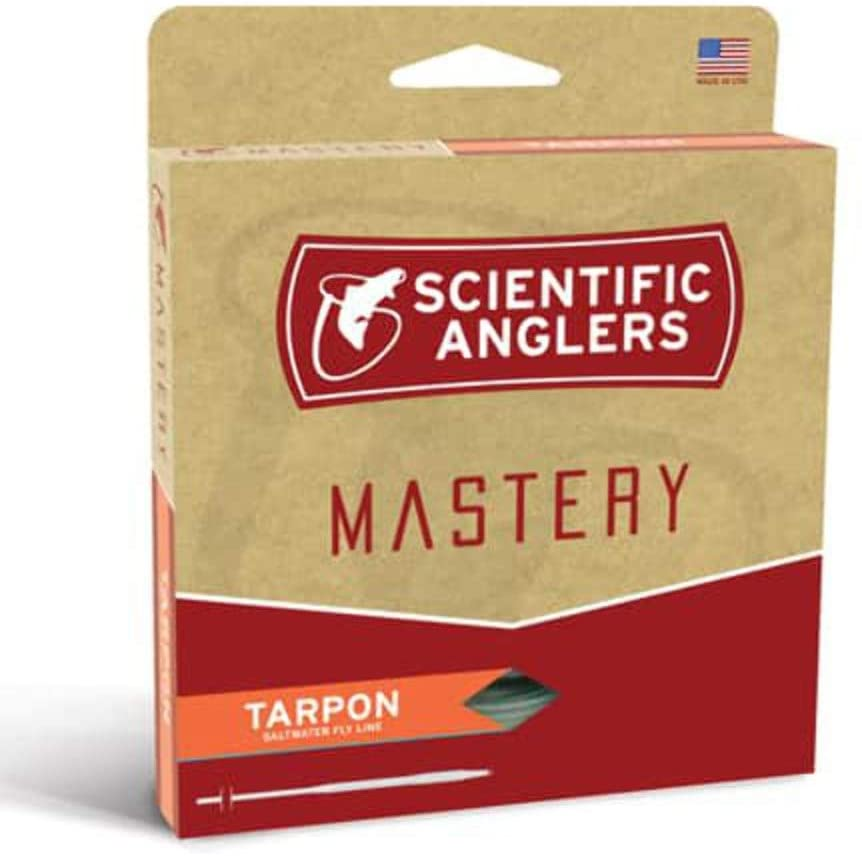 Scientific Anglers Mastery Tarpon Weight Forward Fly Fishing Line - Floating