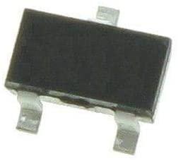 Bipolar Transistors - BJT 100mA 60V NPN - Pack of 1000 (MSD601-RT1G)
