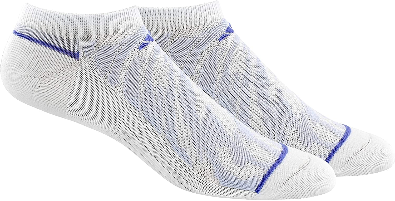 adidas womens Superlite Prime Mesh No Show Sock (2-Pair)