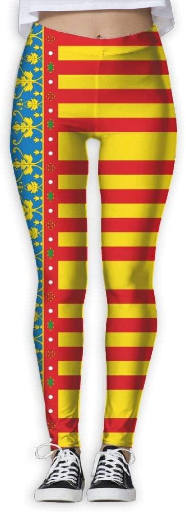 XY-Z Womens Yoga Leggings Sicilian On Italian Flag Skinny Workout Pants Sweatpants