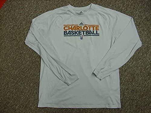 Eduardo Najera Charlotte Bobcats NBA Pre-Game/Training Shirt