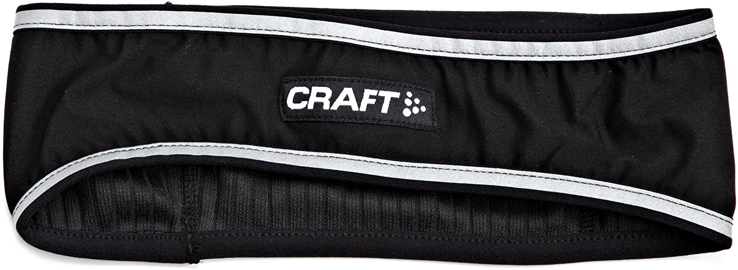 Craft Active Wind Stopper Protective Race Training Running Headband