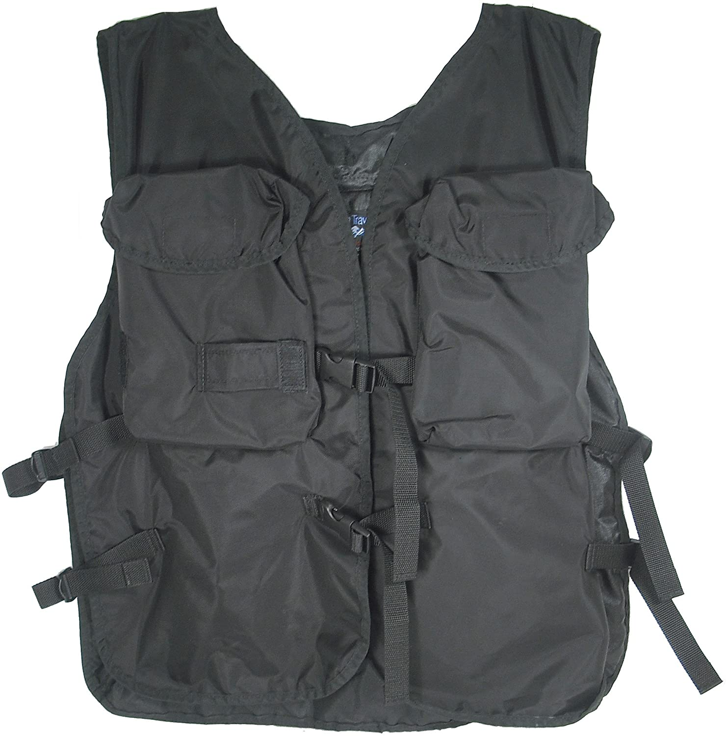 Tough Traveler Tier One Tactical Vest - Made in USA