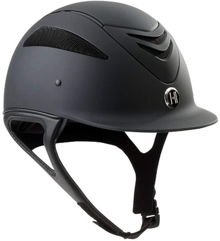 One K Defender Helmet Large Black Matte