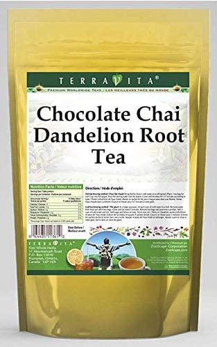 Chocolate Chai Dandelion Root Tea (50 Tea Bags, ZIN: 570143) - 2 Pack