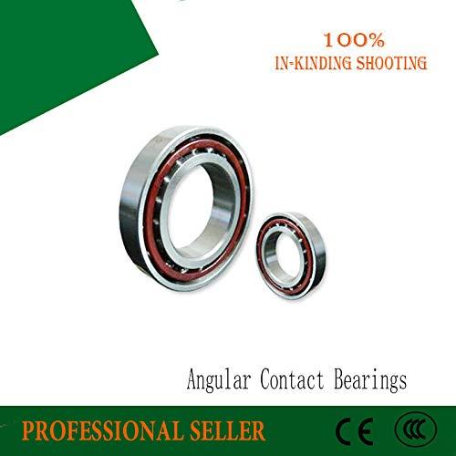 Ochoos 2pcs 7003C 173510mm Angular Contact Ball Bearing 36103