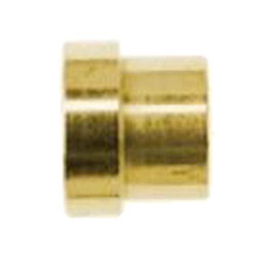 Brennan Industries 0319-08-B Brass Tube Sleeve, 1/2