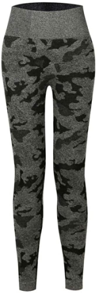 MET GALA Camo Seamless Leggings High Waist Workout Leggings for Women Gym Yoga Pants