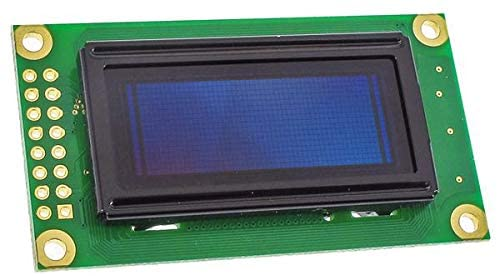 OLED Displays & Accessories 50x16 Yellow Graphic OLED