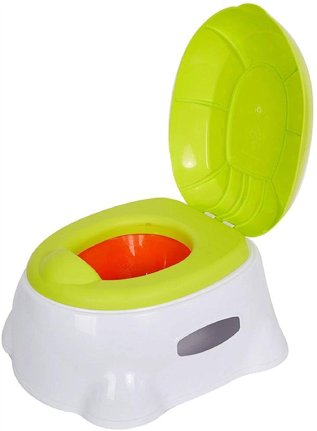 PROGLEAM 3 in 1 Step Stool Potty Traning Seat for 3 Months and Up Toddler Child
