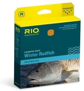 Rio Winter Redfish Fly Line W/Leader