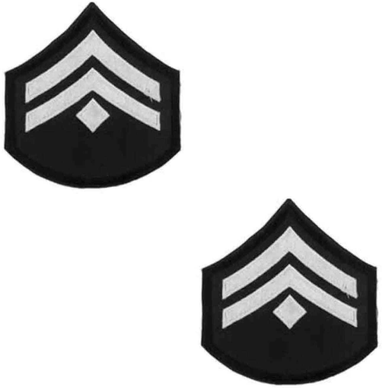 Uniform Chevrons - LAPD - Pair - Detective I