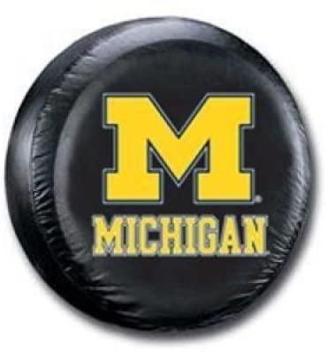 Fremont Die Michigan Wolverines Tire Cover