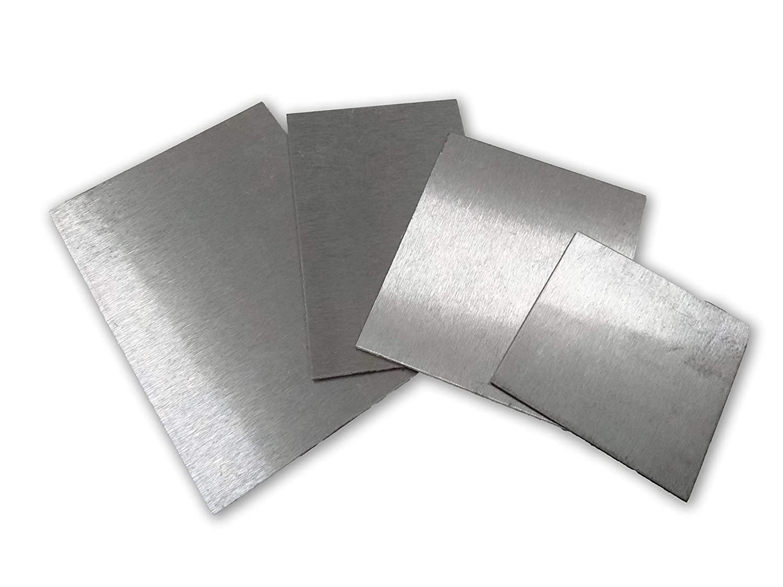 Magnesium Alloy Machinery Parts 4mm Magnesium Foil Sheet Metal Plates AZ31B 0.1576