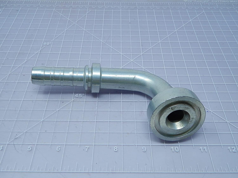 Gates G20415-1216, 12GS-16FLC90-068 Hydraulic Hose Fitting T105796