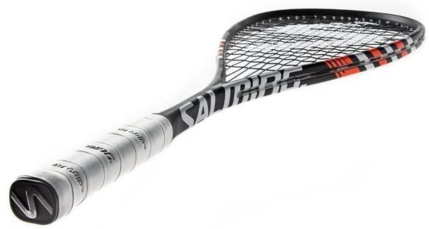 Salming Potenza 2.0 Squash Racquet - Black