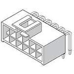 105314-2308, Conn Power HDR 8 POS 2.5mm Solder RA Thru-Hole 8 Terminal 1 Port Nano-Fit Tray (25 Items)