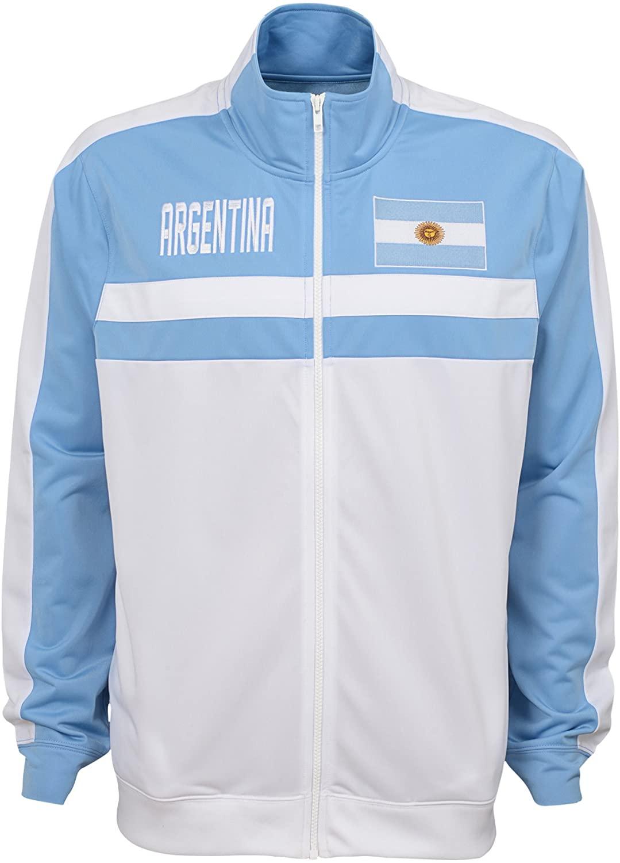 Outerstuff International Soccer mens Track Jacket