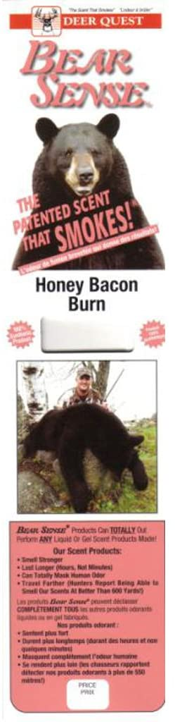 Deer Quest 31 Bear Honey Bacon Burn