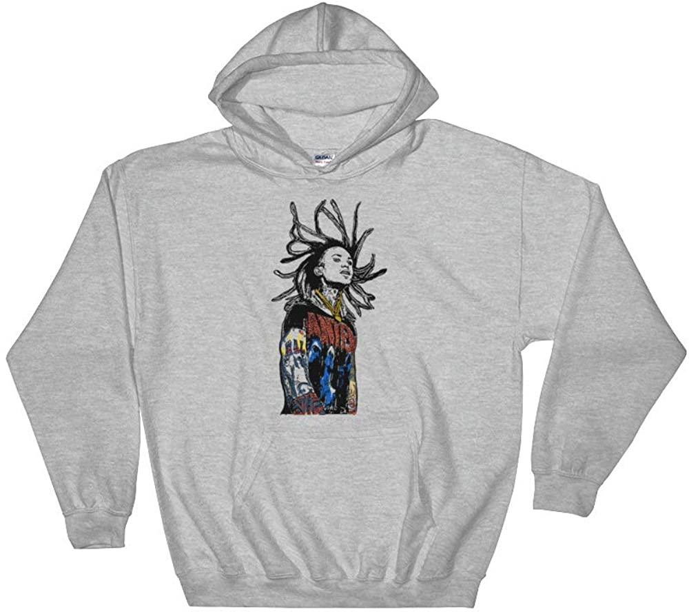 Babes & Gents Lil Gnar Grey Hoodie (Unisex)