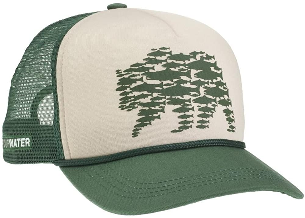 Rep Your Water River Griz Front Hat