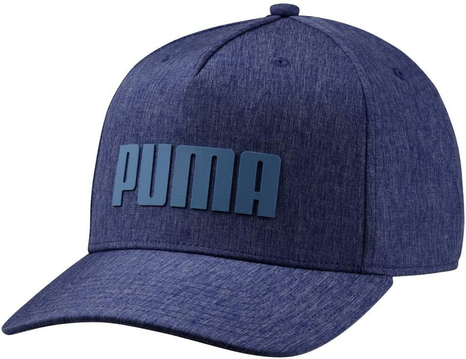 Puma Golf 2018 Kid's Go Time Snapback Hat (One Size)
