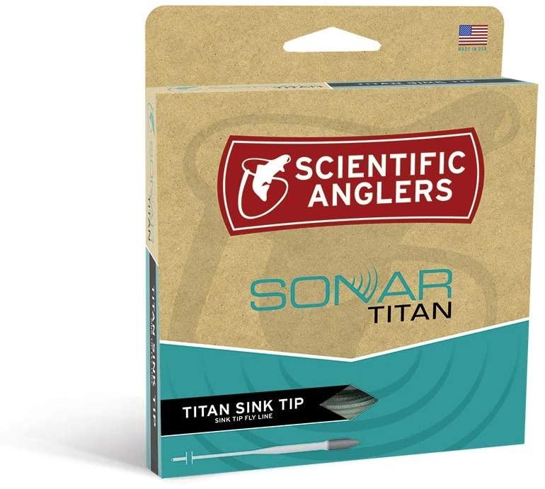 Scientific Anglers Sonar Titan Sink Tip