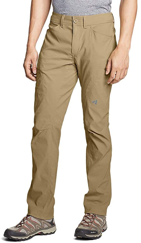 Eddie Bauer Men's Guide Pro Pants, Saddle Regular 40/34