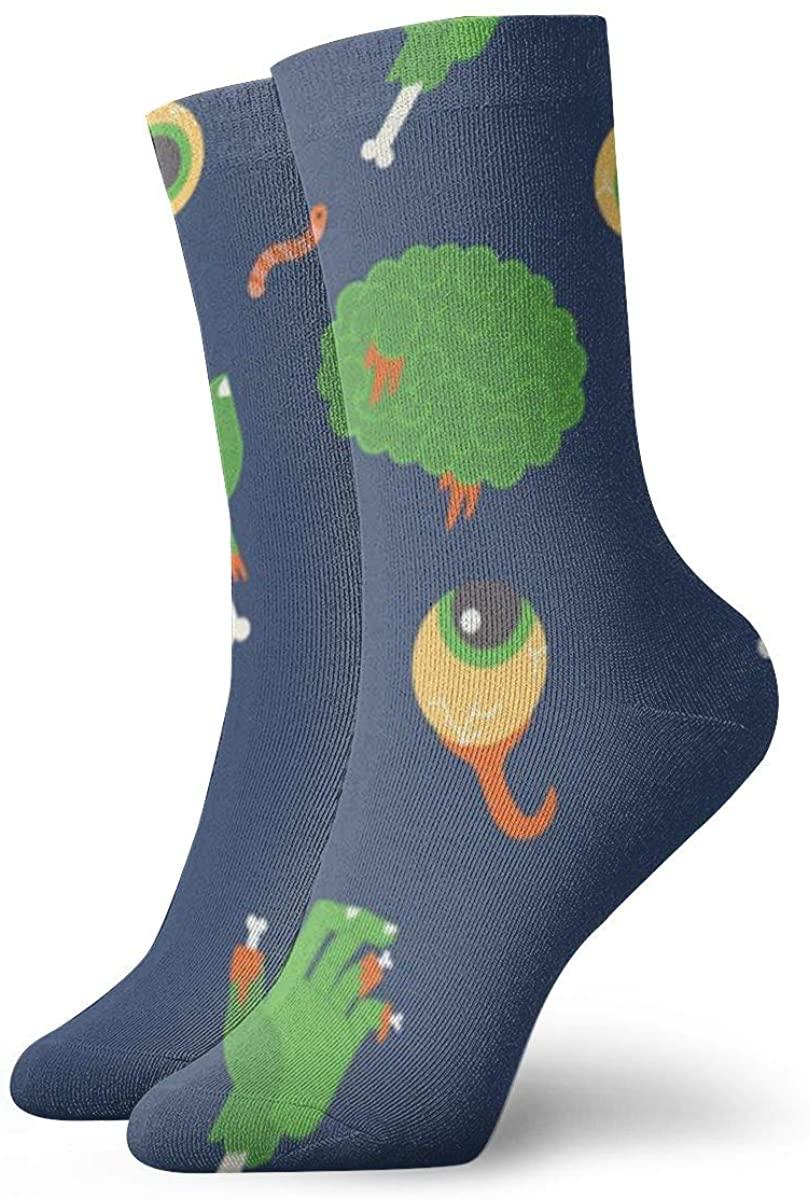 Game Life Crew Socks Zombies Men Women Sock Casual Socks