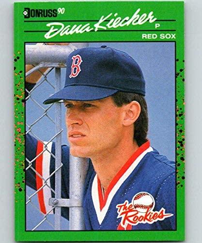 1990 Donruss Rookies #28 Dana Kiecker New Baseball MLB RC Rookie Red Sox