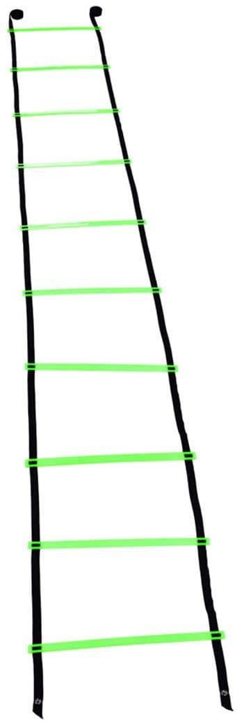 Dibiao Agility Ladder,5m Soccer Ball Football Flexibility Speed Training Fitness Jumping Ladder Soccer Ladder