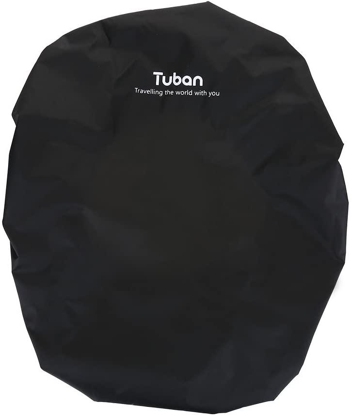 VGEBY Waterproof Backpack Rain Cover, Adjustable Water Resist Cover Fit for Below 40 L Backpack