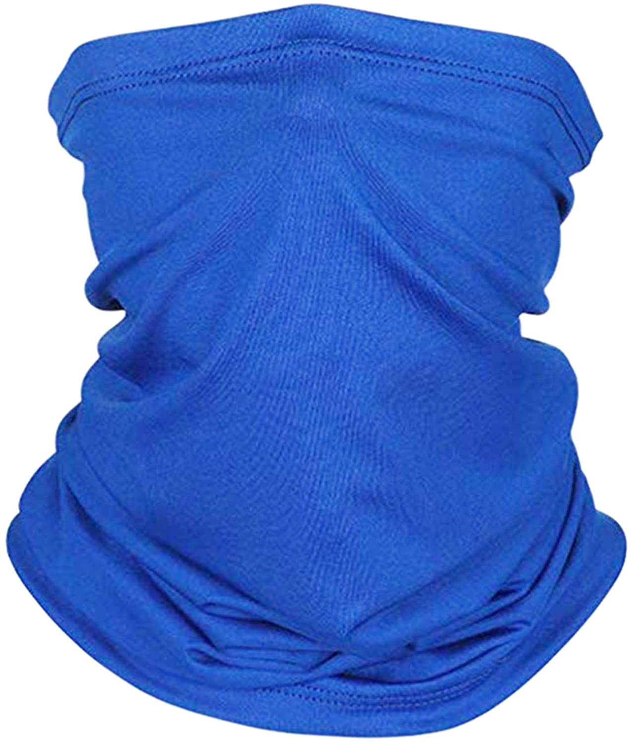 Cycling Scarf UV Dust Protection Face Cover Thin Elastic Neck Gaiter