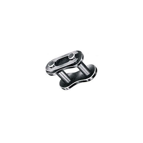 Big Bearing 140-1CL4 Roller Chain Connecting Link Pack, Fits #140 Roller Chain, Steel (Pack of 4)