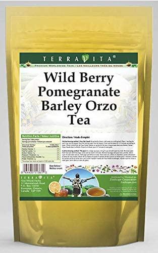 Wild Berry Pomegranate Barley Orzo Tea (25 Tea Bags, ZIN: 564742)