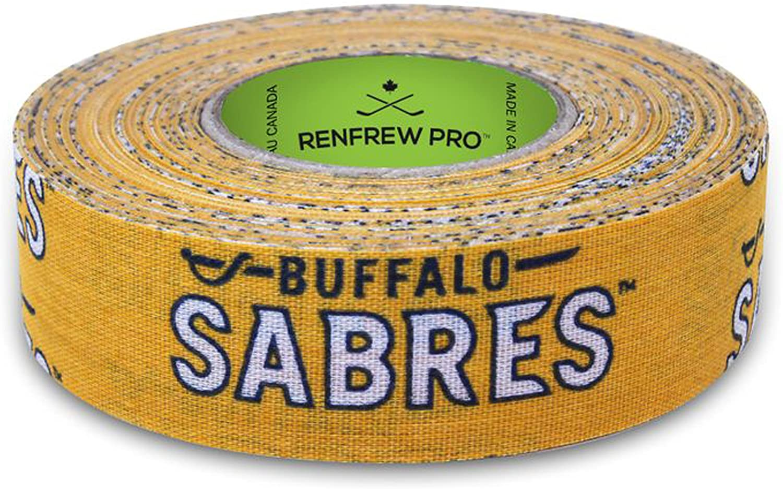 Renfrew, NHL Team Cloth Hockey Tape (Buffalo Sabres)