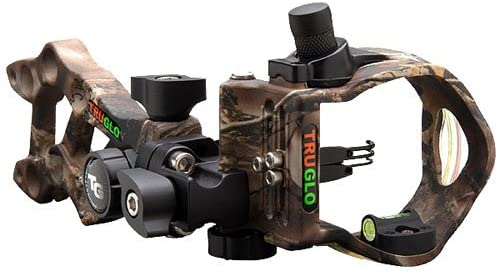 TRUGLO Rival Hunter 3-Pin Sight DDP Lost Camo