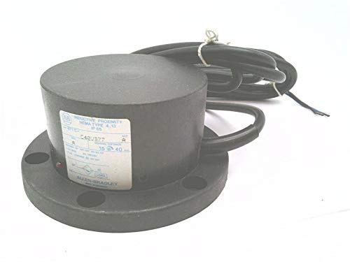 PHOTOSWITCH 871C-C40VS77 Discontinued by Manufacturer, Proximity Switch CYL INDUCTIVE 15-40MM Range
